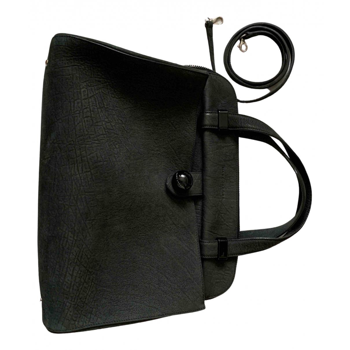 Marc Jacobs - Sac a main   pour femme en cuir - noir