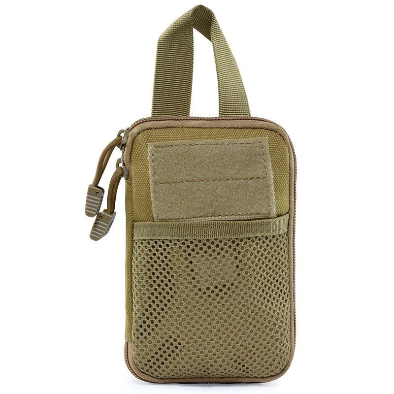 BL117 Oxford Outdoor Military Tactical Waist Bag Camping Trekking Travel Bag