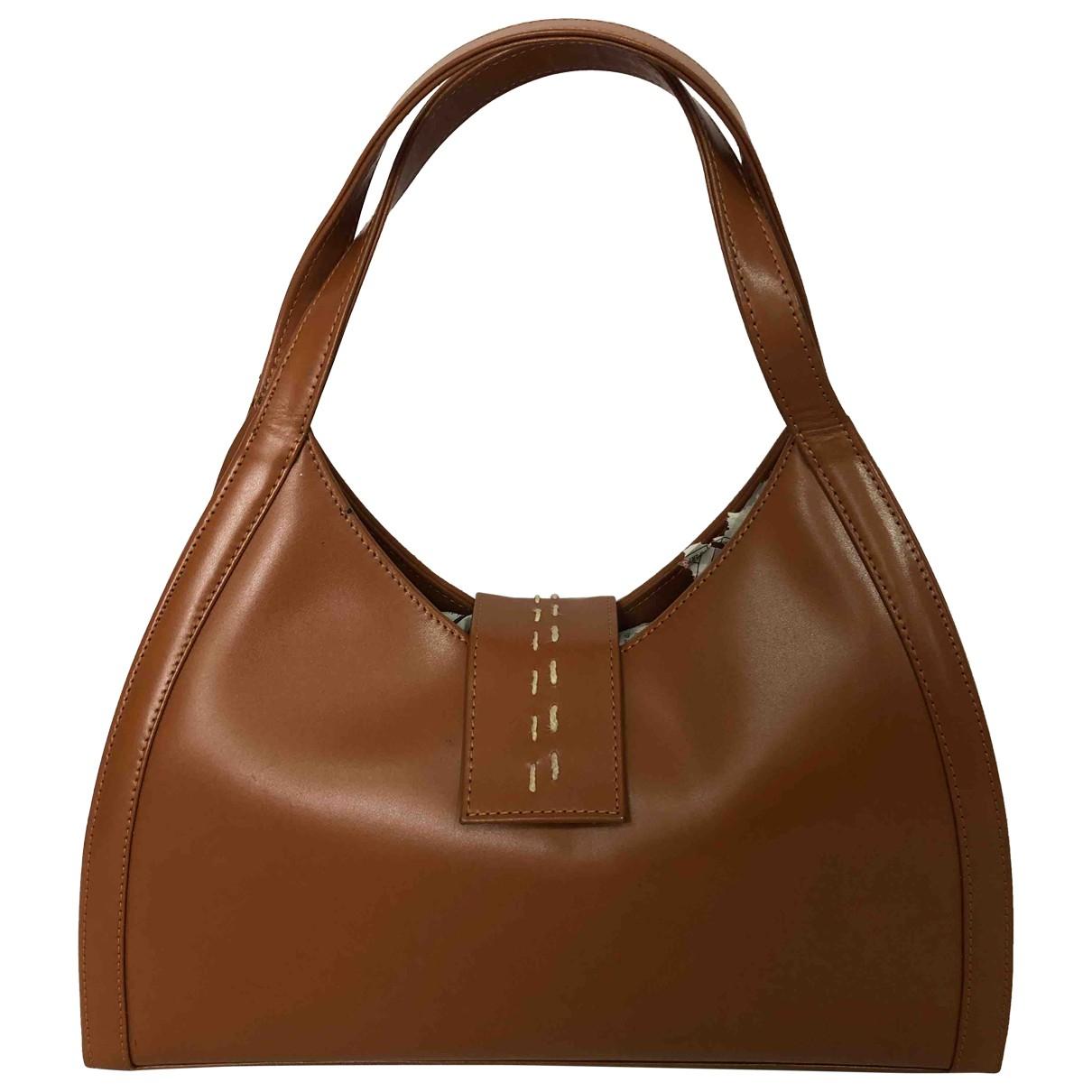 Fratelli Rossetti N Brown Leather handbag for Women N
