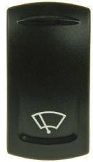 APEM Rocker actuator,marked windshield wiper