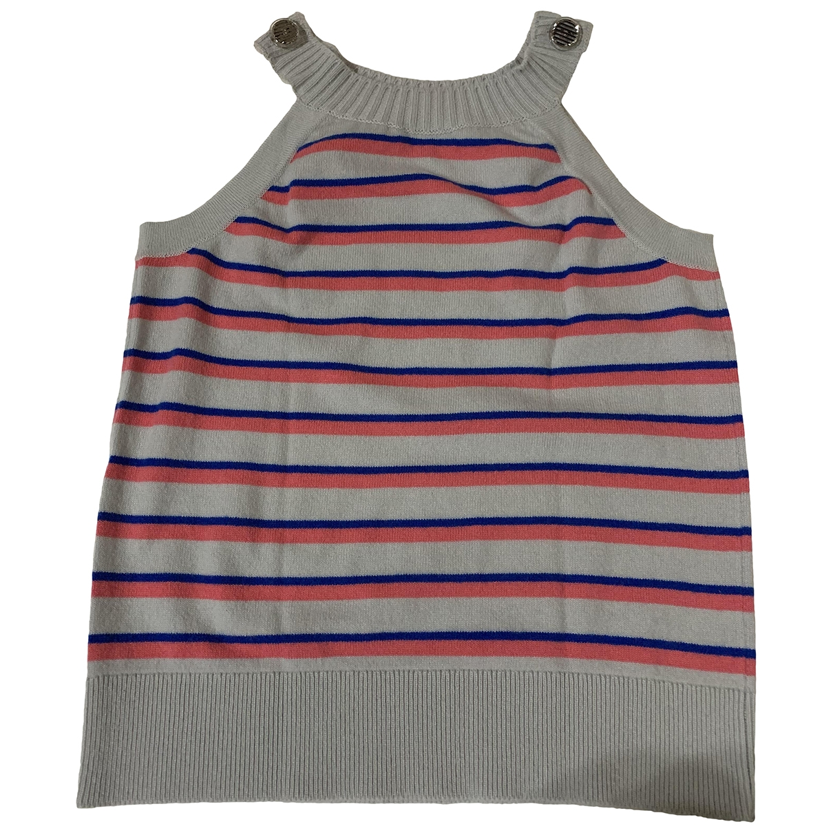 Chanel \N Multicolour Cashmere  top for Women 34 FR