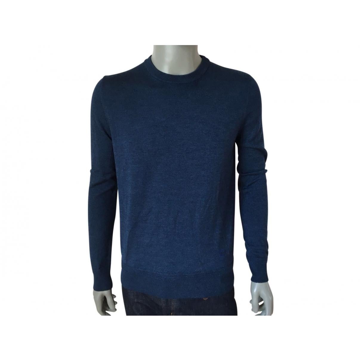 Louis Vuitton - Pulls.Gilets.Sweats   pour homme en laine - marine