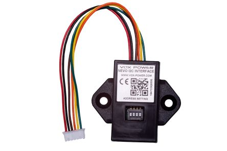Vox Power NEVO+ Series I2C Interface for use with Nevo+600 & Nevo+1200 Modules 1,2,3 & 4