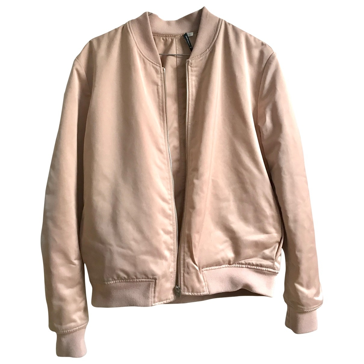 T By Alexander Wang \N Pink jacket for Women M International