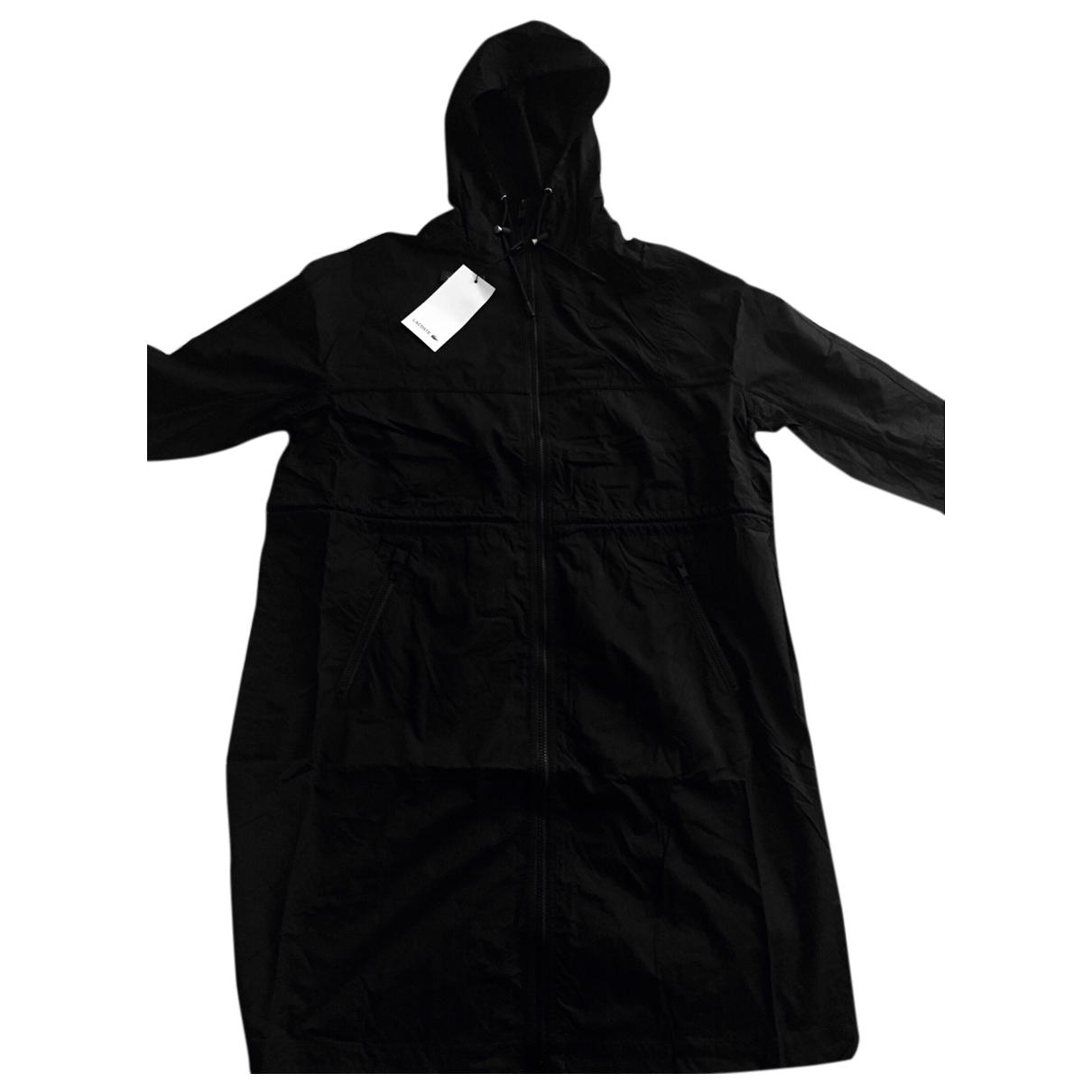 Lacoste \N Black coat for Women 34 FR