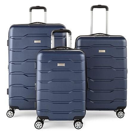 Protocol Explorer 3-pc. Hardside Lightweight Luggage Set, One Size , Blue