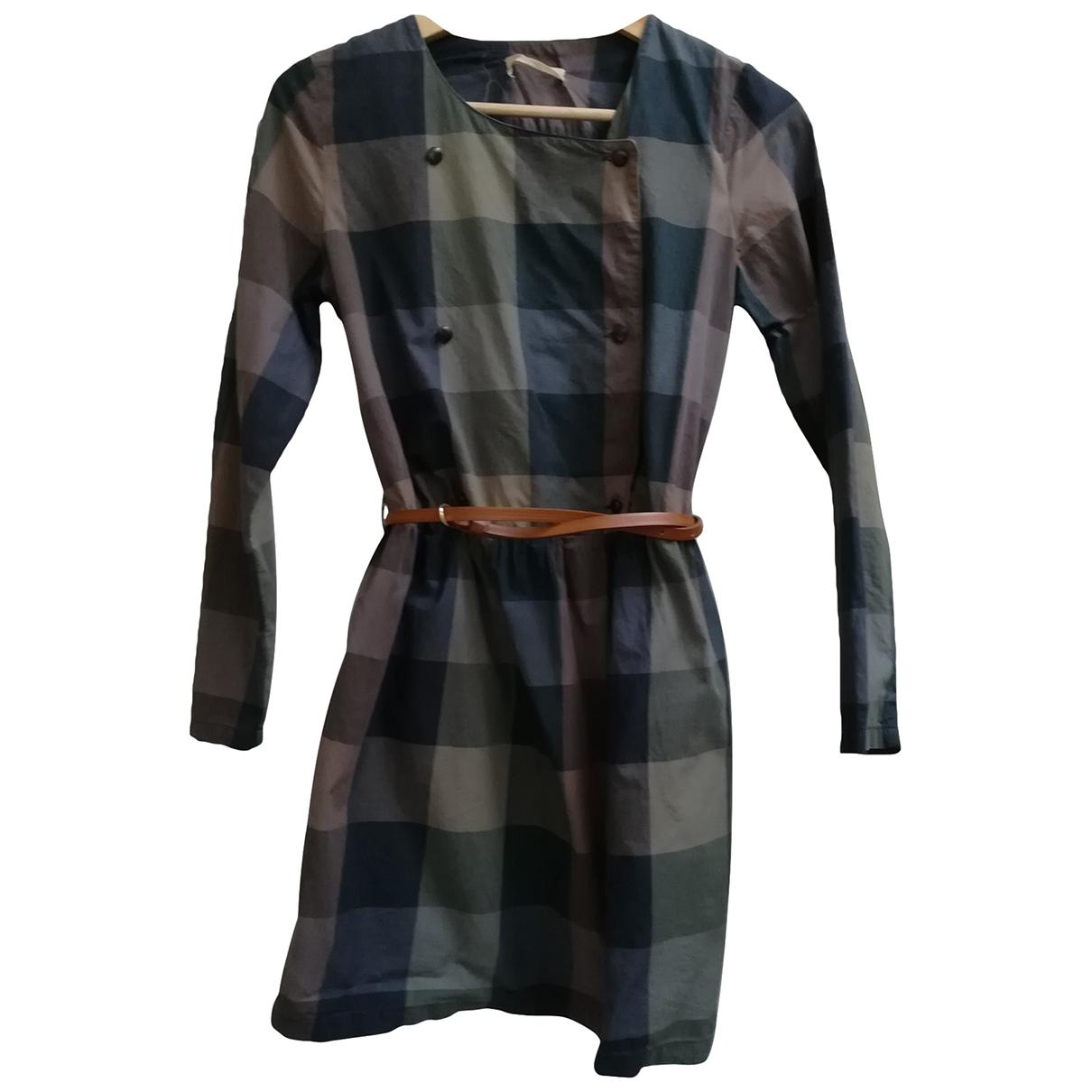 Sessun \N Kleid in  Bunt Baumwolle