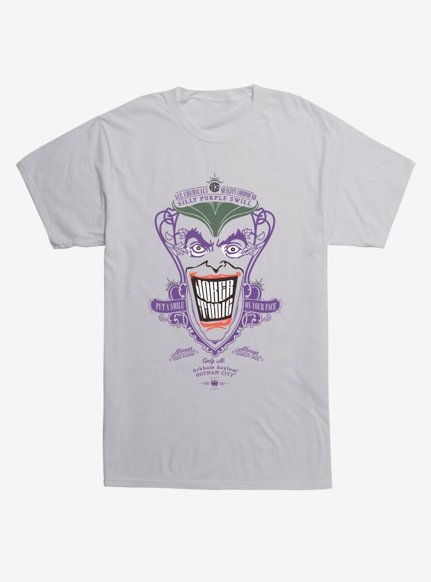 DC Comics Justice League Joker Tonic T-Shirt