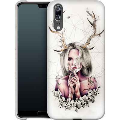 Huawei P20 Smartphone Huelle - The Antlers von Kate Powell