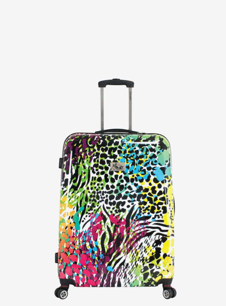 Color Fusion Hard Sided 29 Inch Luggage