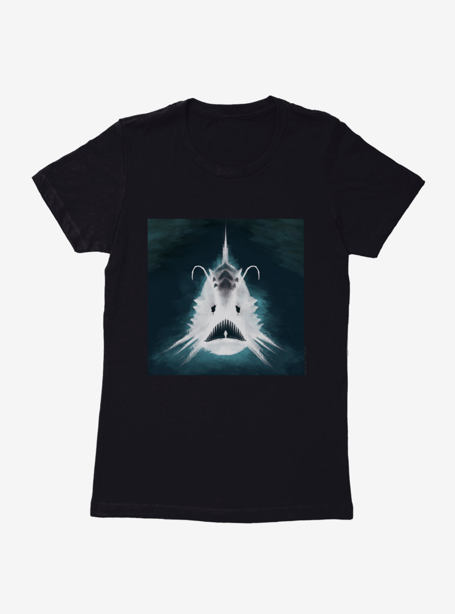 Doctor Who Thin Ice Womens T-Shirt