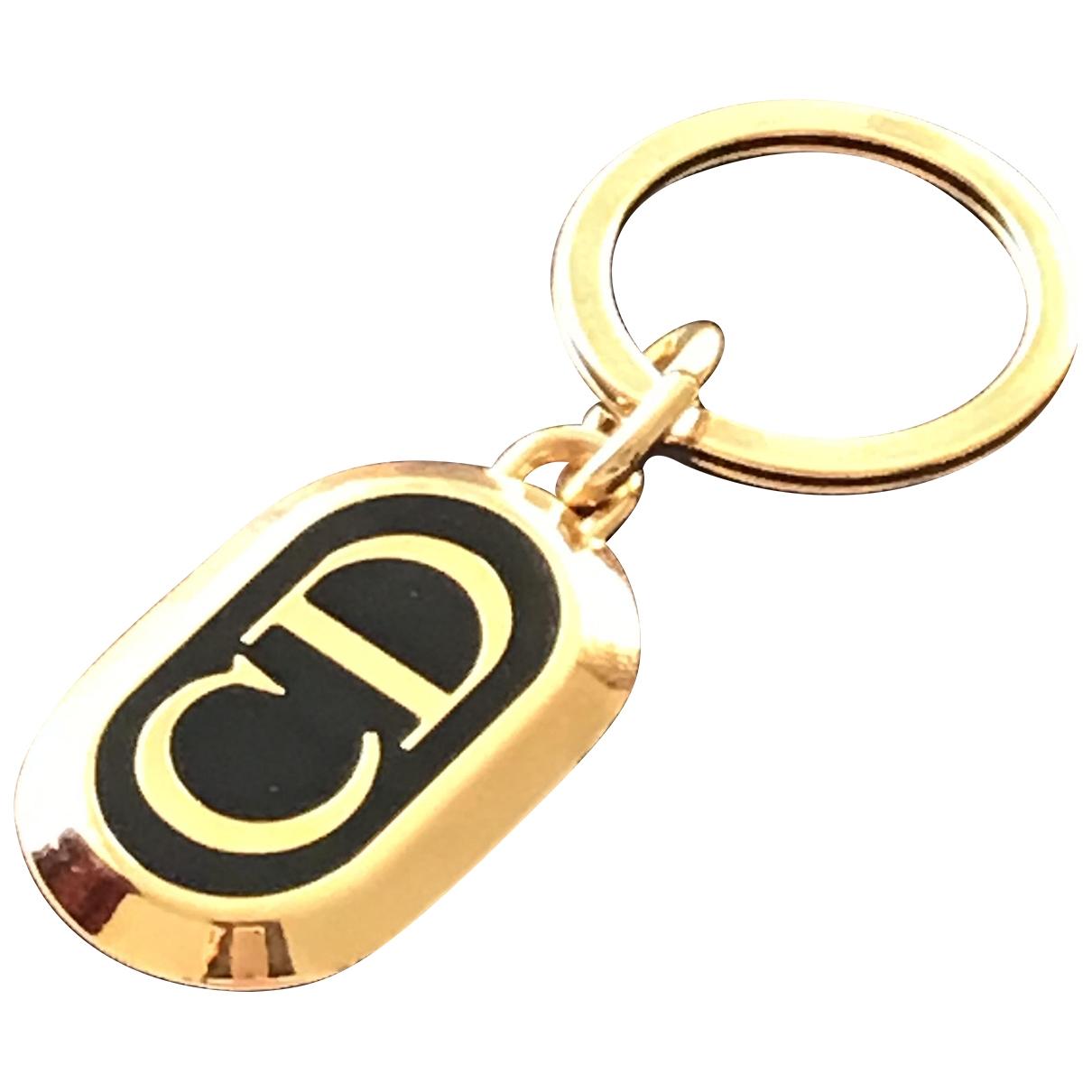 Dior Oui Taschenschmuck in  Gold Metall