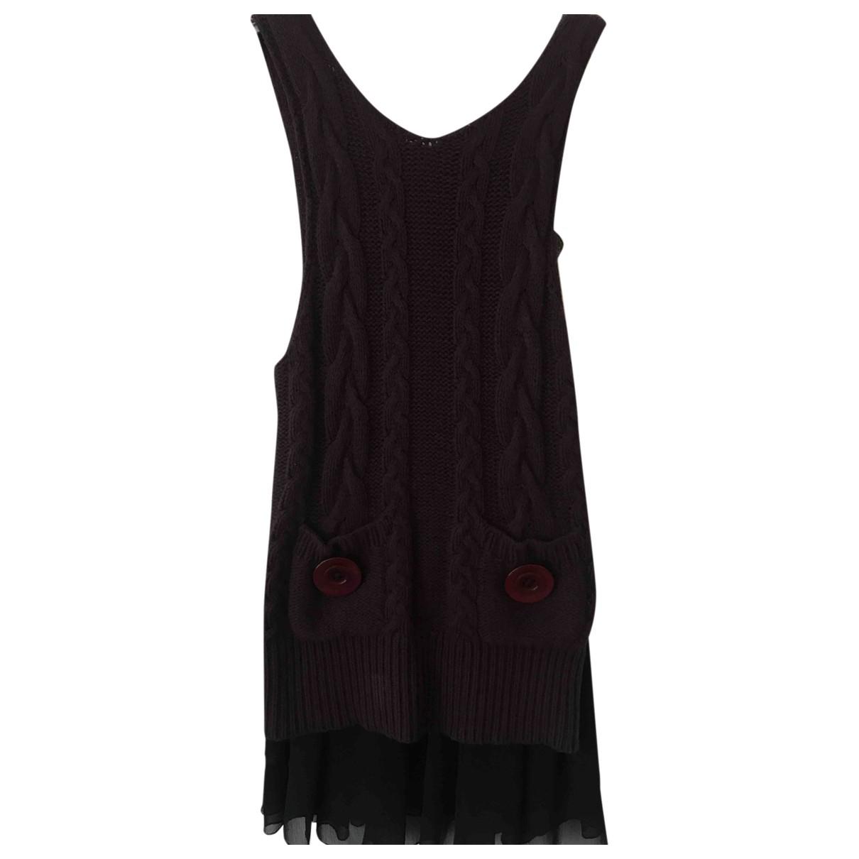 Manoush - Robe   pour femme - violet