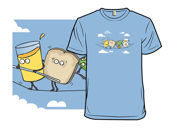 Balanced Breakfast T Shirt