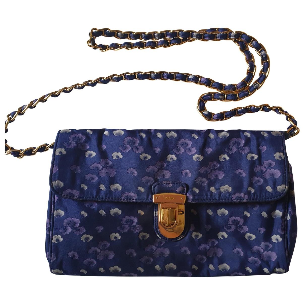 Prada \N Purple Cloth handbag for Women \N