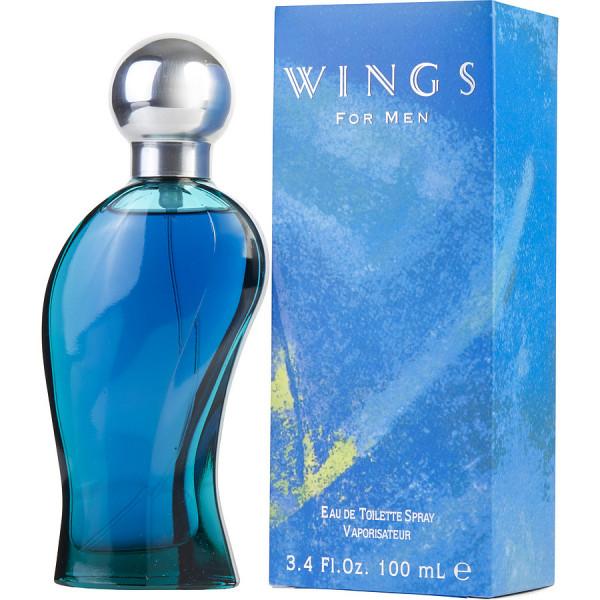 Wings Pour Homme - Giorgio Beverly Hills Eau de Toilette Spray 100 ML