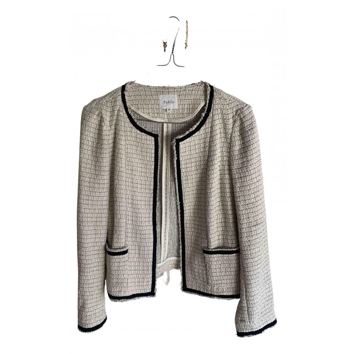 Pablo \N Multicolour Cotton jacket for Women 38 FR