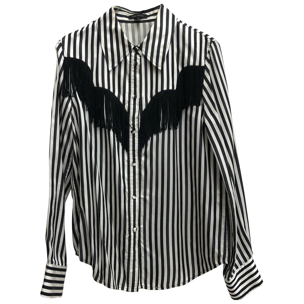 Camisa de Seda Marc Jacobs
