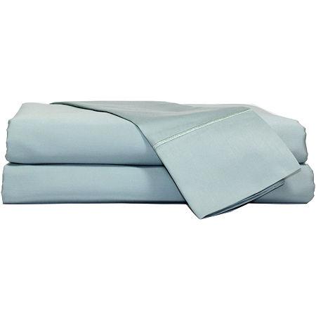 Hotel Concepts 500tc Egyptian Cotton Sheet Set, One Size , Blue