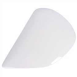 Arai Profile White Side Pods