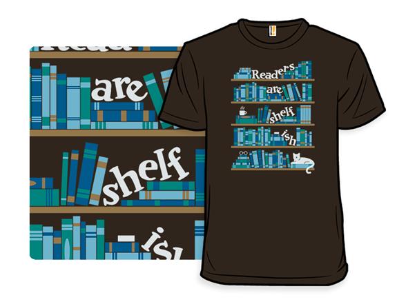 Bookish Personality T Shirt