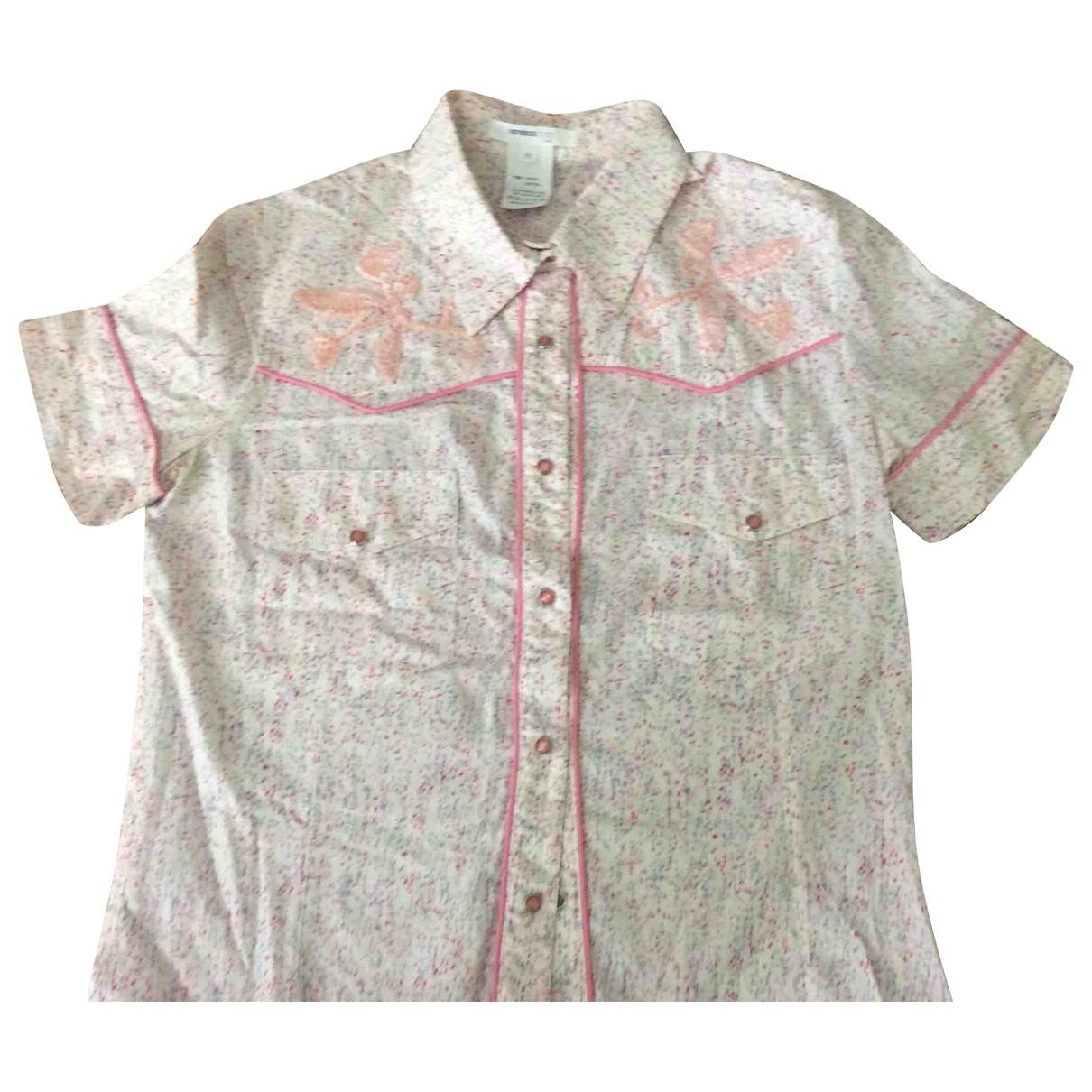 Vanessa Bruno - Top   pour femme en coton - rose