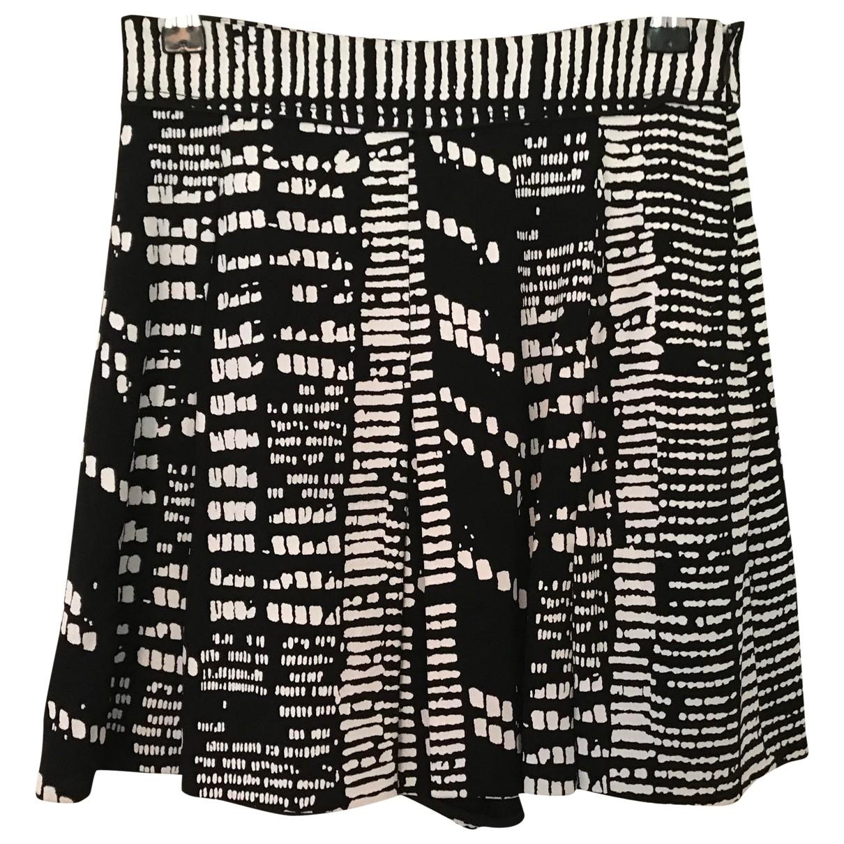 Proenza Schouler \N Shorts in  Schwarz Viskose