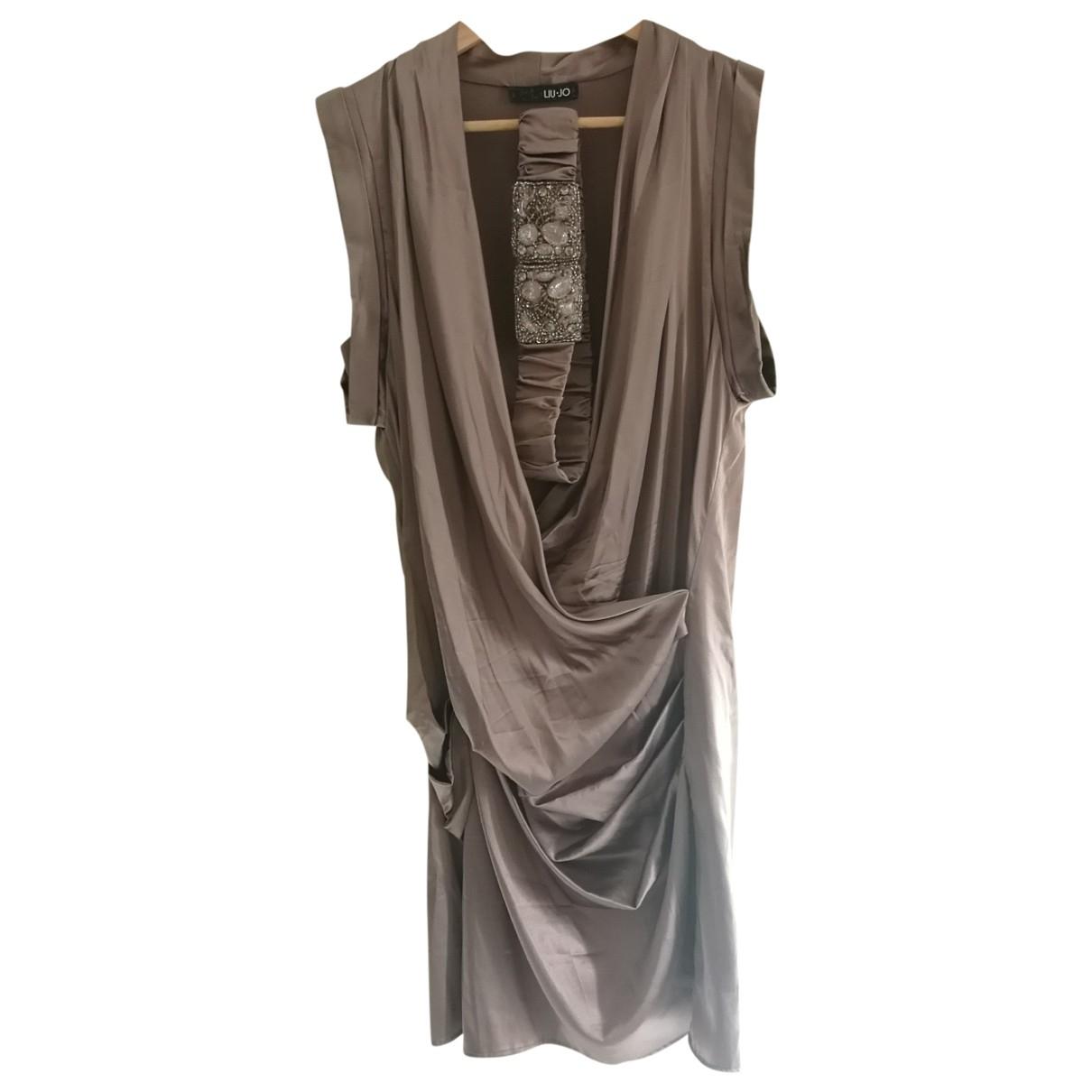 Mini vestido de Seda Liu.jo