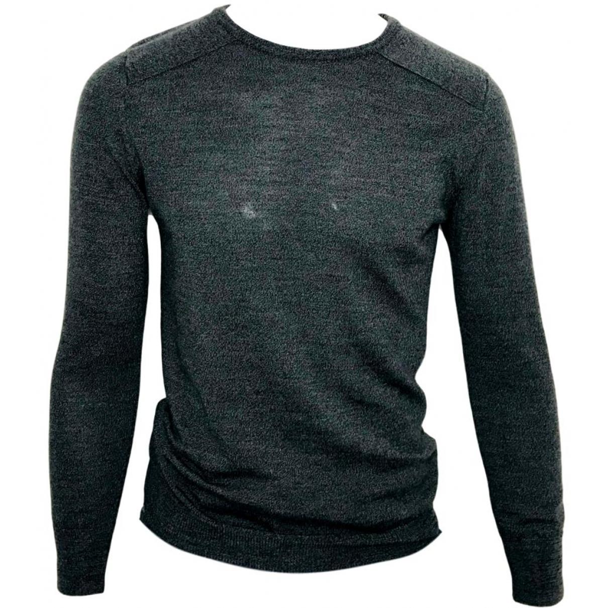 Oliver Spencer \N Grey Wool Knitwear & Sweatshirts for Men S International