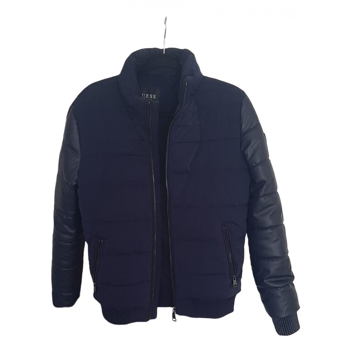 Guess \N Blue jacket  for Men S International