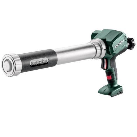 Metabo 12V Caulking Gun for 600mL tube bare
