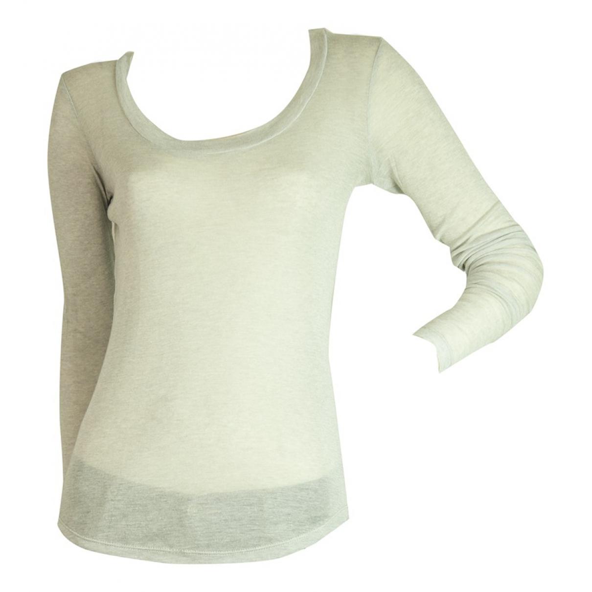 Isabel Marant Etoile - Top   pour femme en cachemire - gris