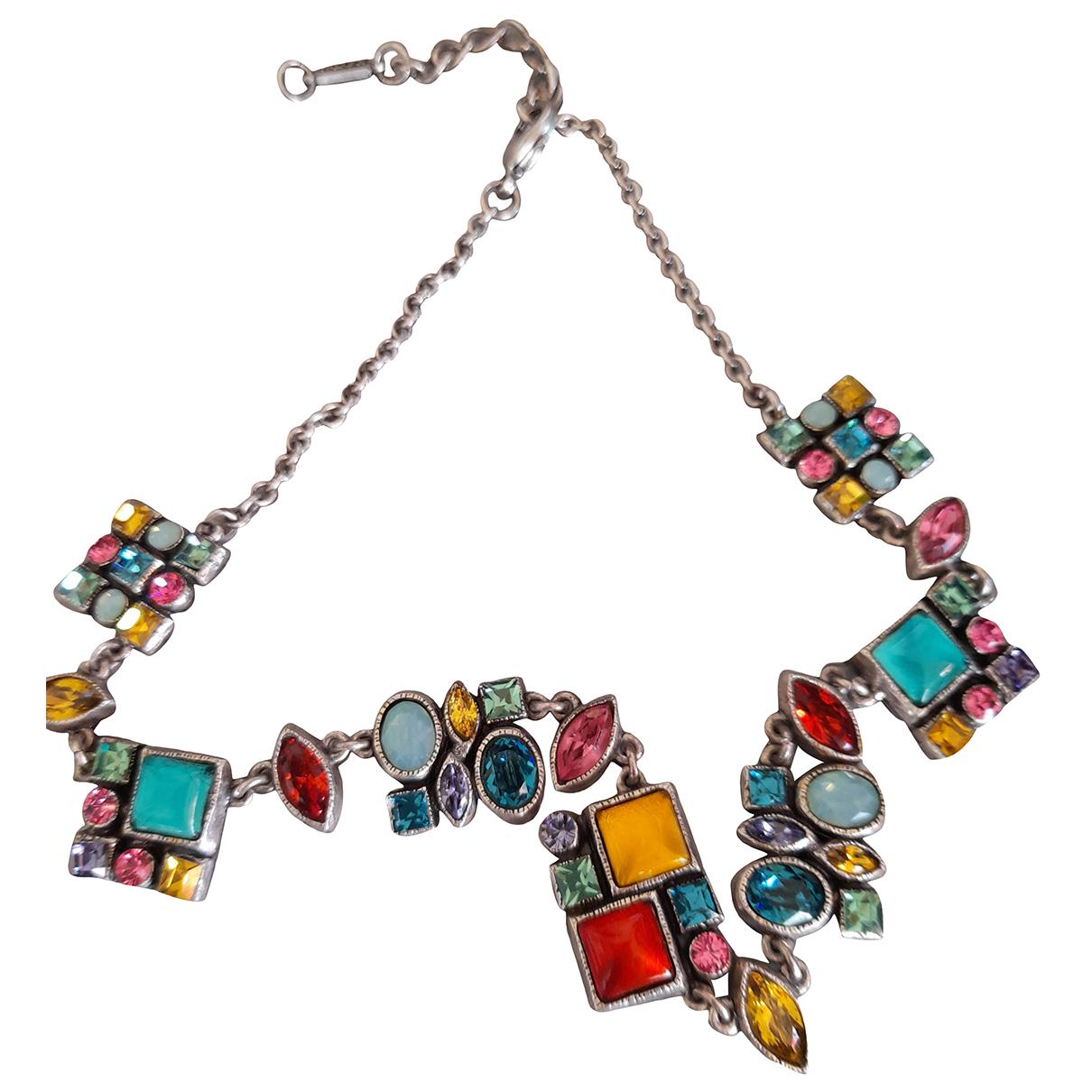 Poggi - Collier   pour femme en autre - multicolore