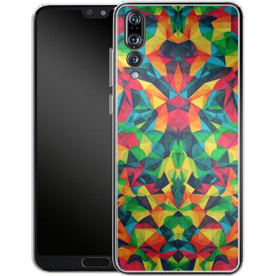 Huawei P20 Pro Silikon Handyhuelle - Everything von Georgiana Teseleanu