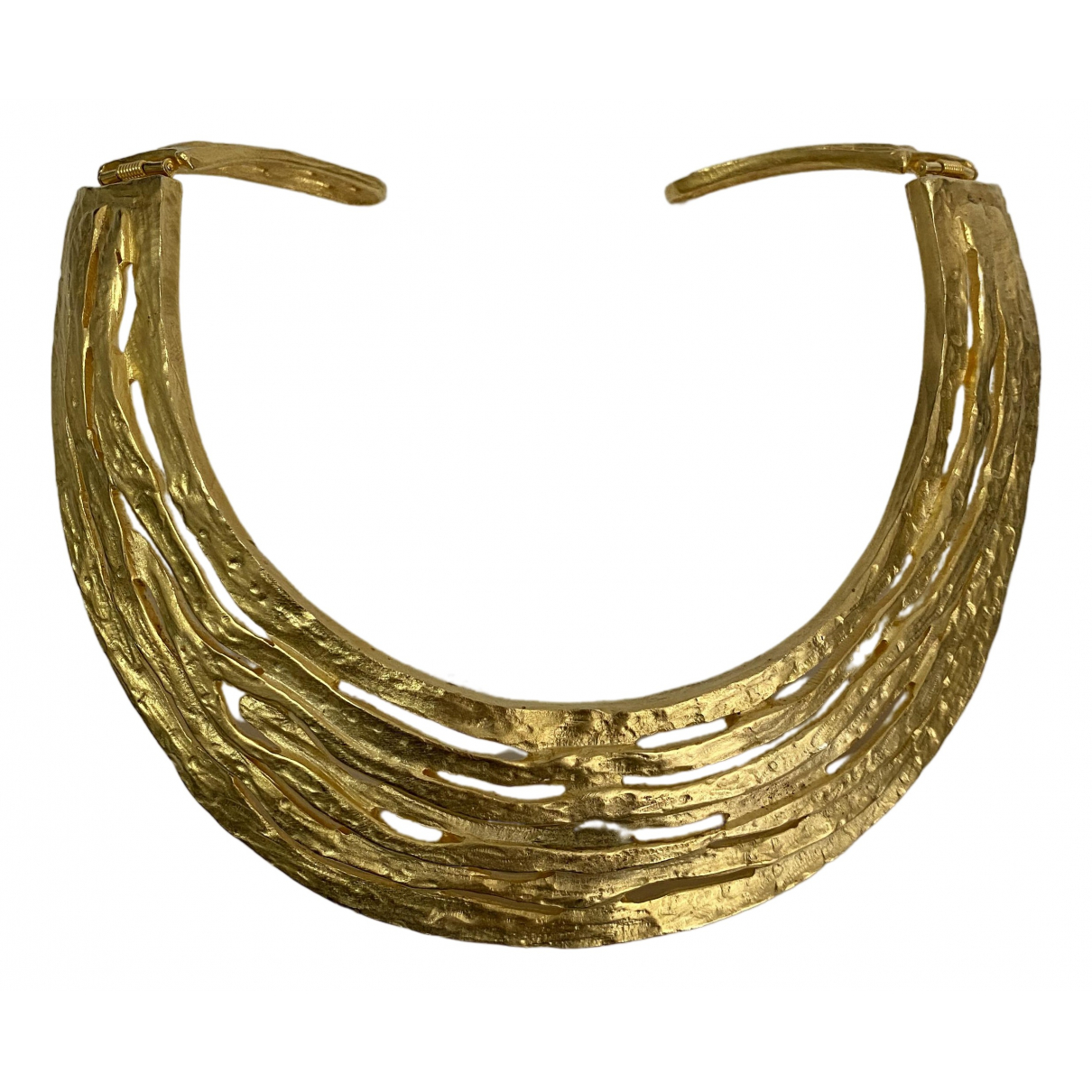 Kenneth Jay Lane \N Gold Metal necklace for Women \N