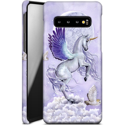 Samsung Galaxy S10 Smartphone Huelle - Moonshine von Selina Fenech