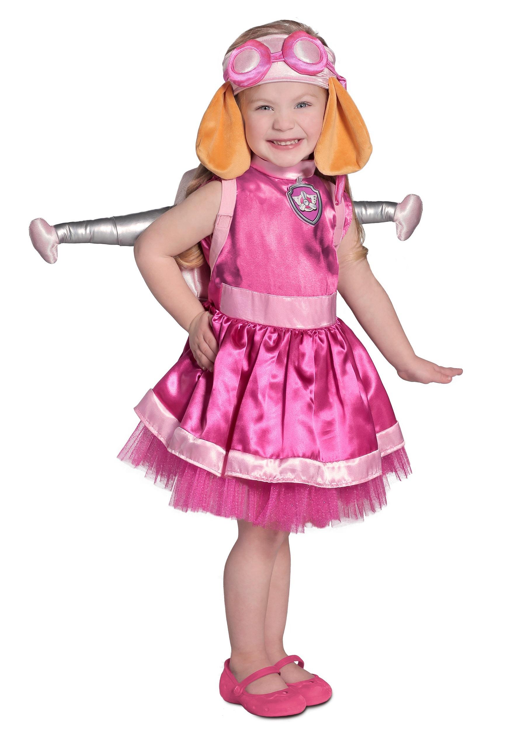 Deluxe Paw Patrol Skye Costume for Girls