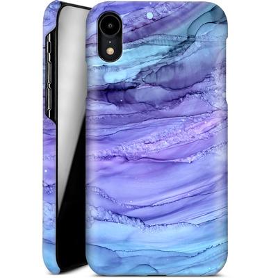 Apple iPhone XR Smartphone Huelle - Mermaid Marble von Becky Starsmore