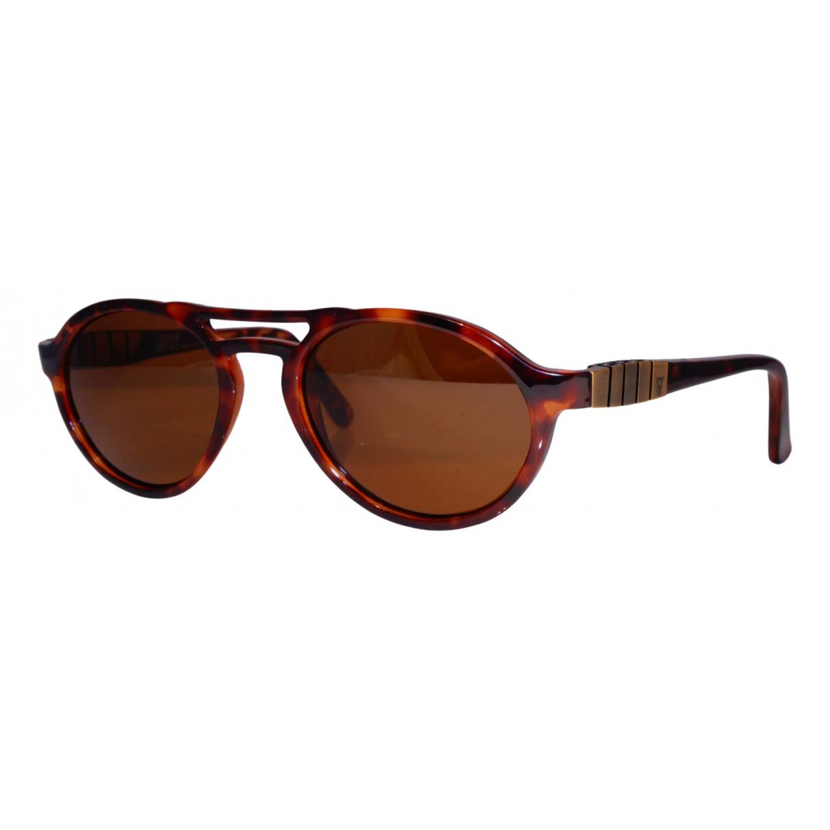Gianni Versace - Lunettes   pour homme - marron