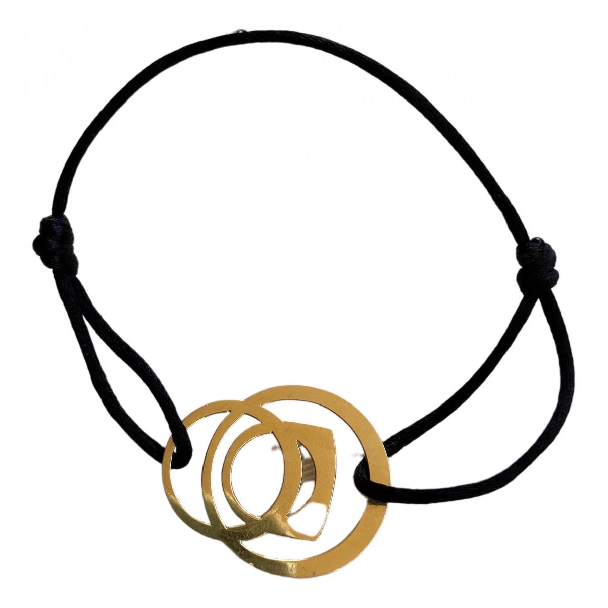 Fred - Bracelet Success pour femme en or jaune - dore