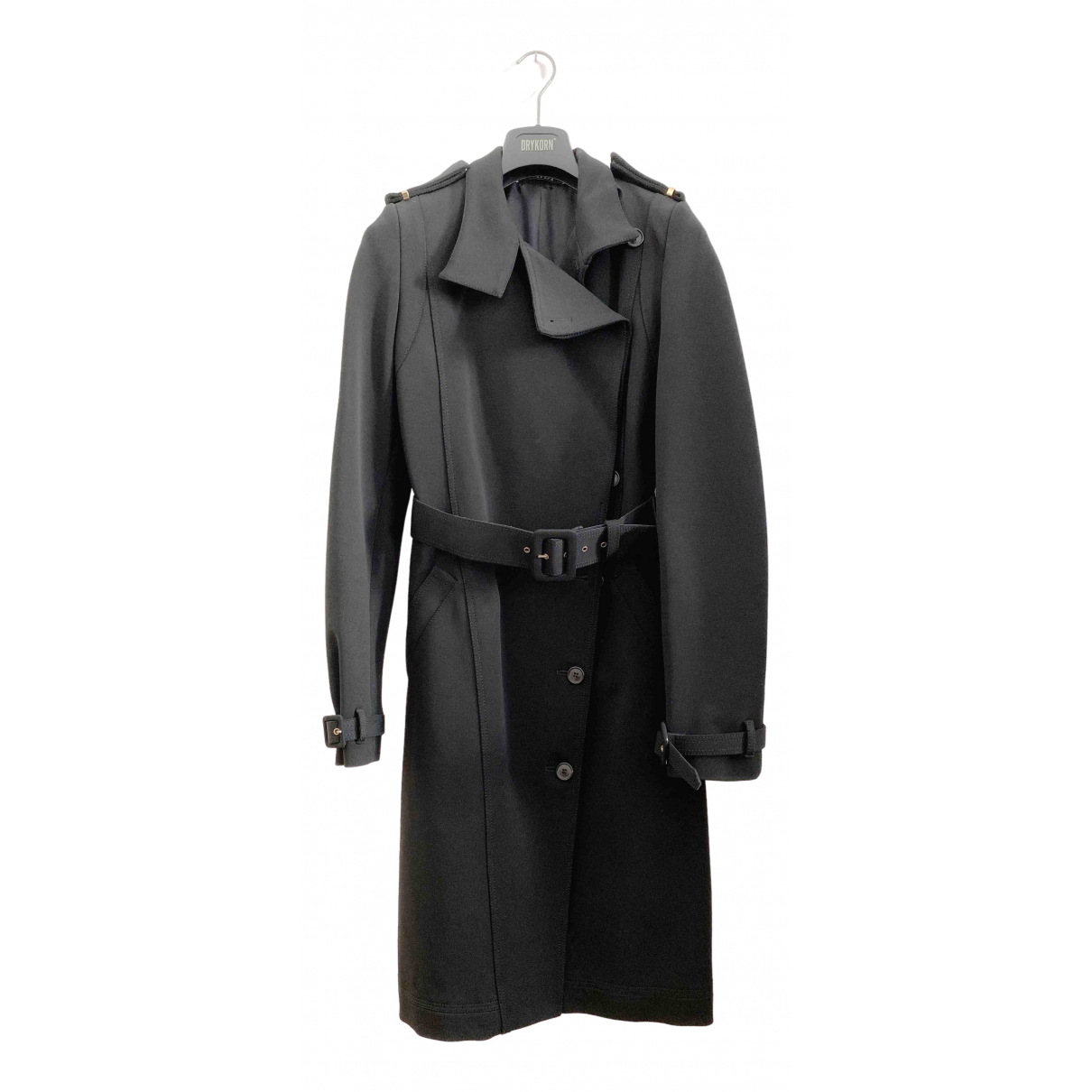 Givenchy - Trench   pour femme - noir