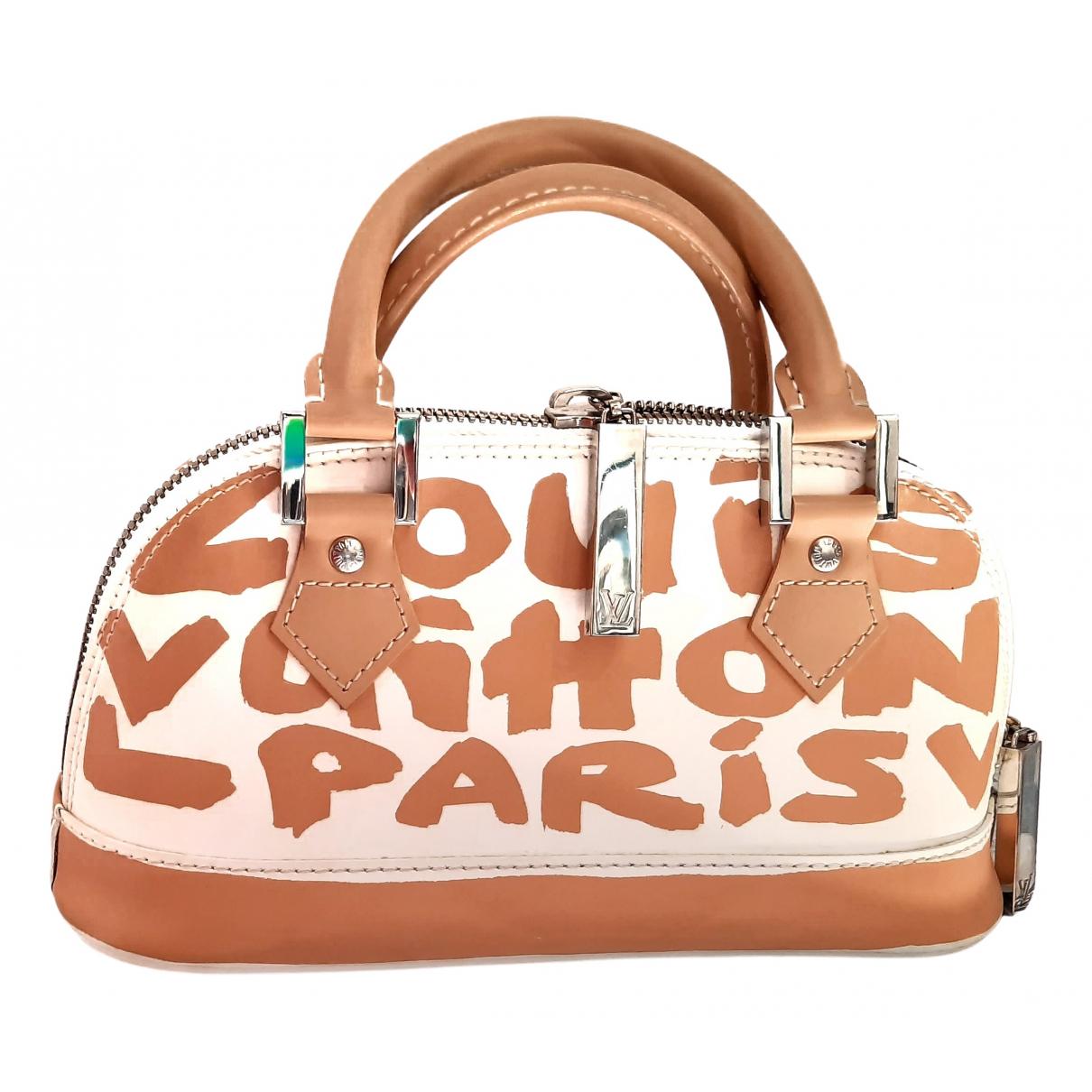 Bolso  Alma BB de Cuero Louis Vuitton