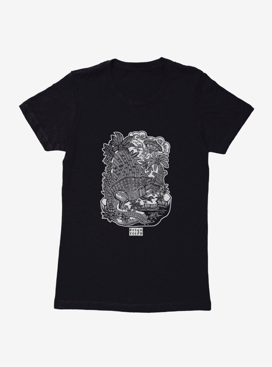 BL Creators: Brian Reedy Dimetron Womens T-Shirt