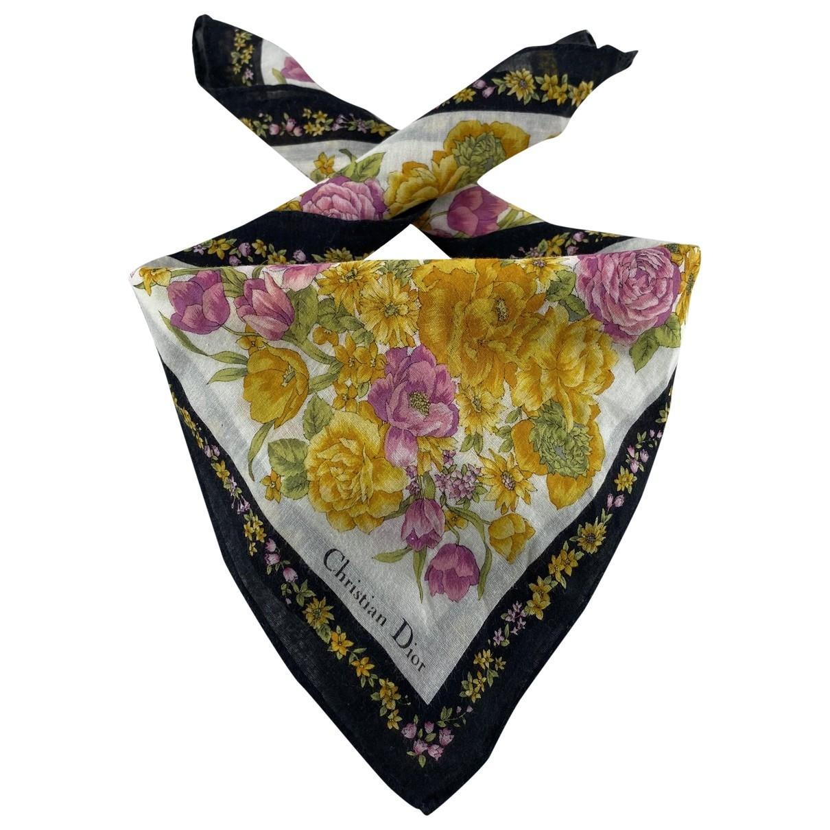 Dior \N Schal in Baumwolle