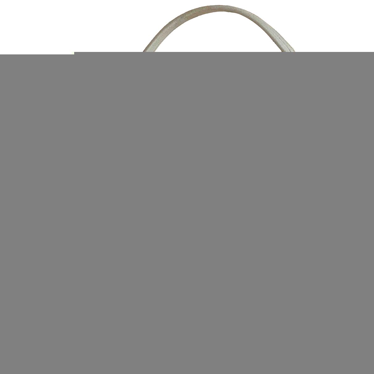 Versace \N Handtasche in  Weiss Leder