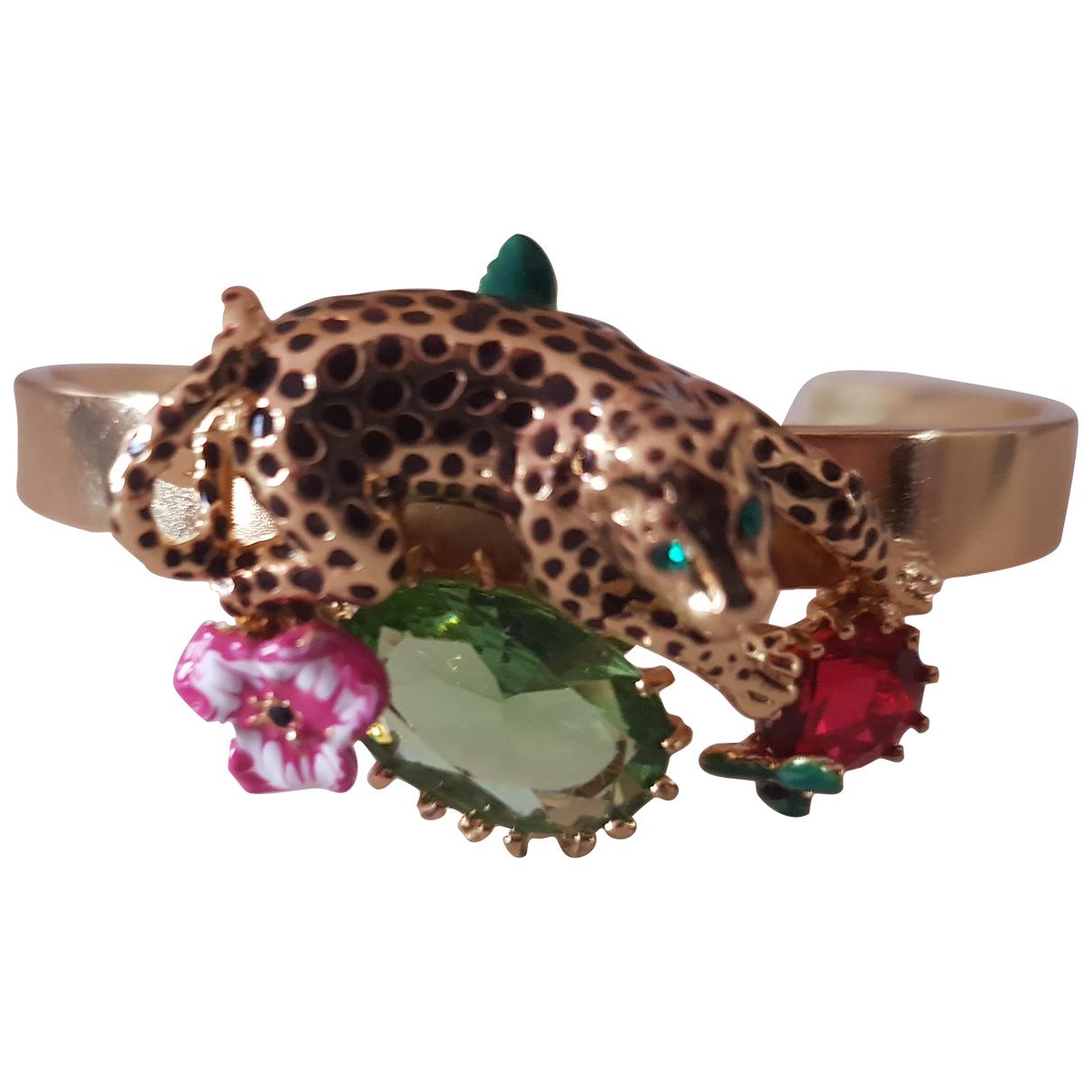 Les Nereides - Bracelet   pour femme en metal - metallise