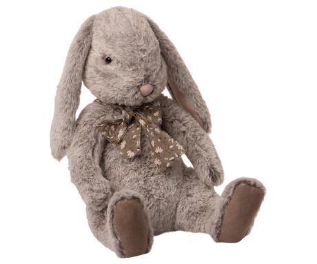 Presale: Fluffy bunny XLarge Grey