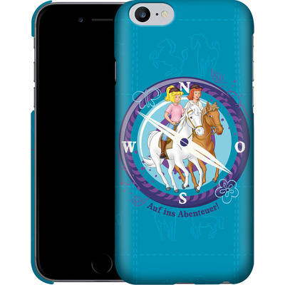 Apple iPhone 6s Plus Smartphone Huelle - Bibi und Tina Auf ins Abenteuer von Bibi & Tina