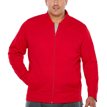 Nike Rivalry Jacket- Big & Tall, 4x-large Tall , Red