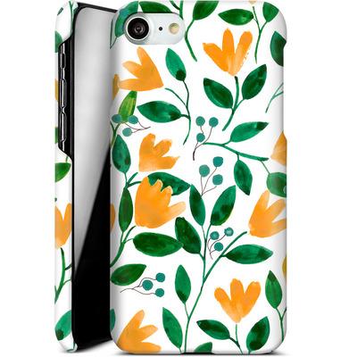 Apple iPhone 7 Smartphone Huelle - Fresh Foliage  von Iisa Monttinen